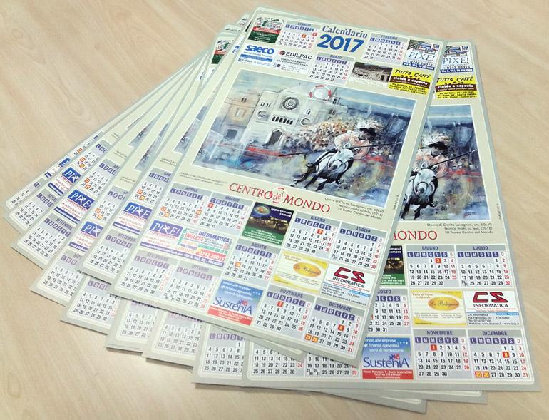 calendario 2018 foligno